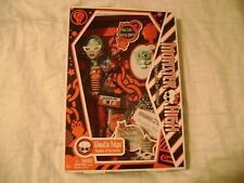 Monster High Ghoulia Yelps Sir Hoots a Lot Doll First Wave Brand New