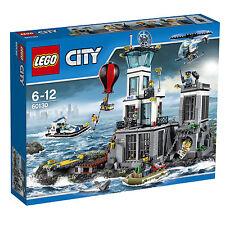 LEGO® City 60130 Polizeiquartier auf der Gefängnisinsel NEU_ Prison Island NEW