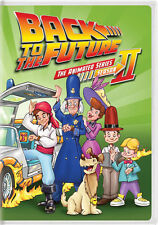Back To The Future: Animated Series - Season Ii - 2 DIS (2016, REGION 1 DVD New)