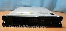 IBM x3650 M2 Barebones Server 2x Heatsink 2x PSU LSI ServeRAID MR10i