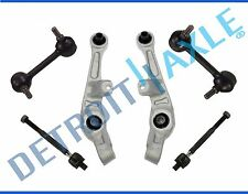 Brand New 6pc Complete Front & Rear Suspension Kit Infiniti G35 Nissan 350Z RWD