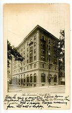 Norfolk VA  THE LORRAINE HOTEL - Postcard Virginia