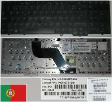 Clavier Qwerty PO Portugais HP Probook 6540B MP-09A86P0-698 585725-131 BACKLIT