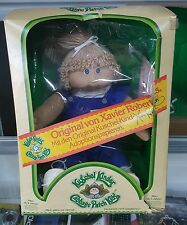 1983 Kuschel Kinder Jesmar Cabbage Patch kids in box all original #1 head mold