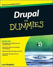 Drupal by Lynn Beighley (2009, Paperback)
