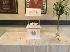 Wedding wishing well post box..