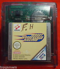 Woody Woodpecker Racing - Nintendo Game Boy color / Advance