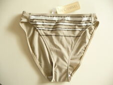 """NEUF CULOTTE  MAILLOT DE BAIN   """"LISE CHARMEL"""" TAILLE 38 CAPUCCINO BNWT"""
