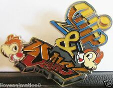 Disney Graffiti Mystery Collection Chip & Dale Artist Proof AP Pin