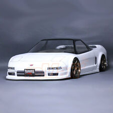 Pandora RC Cars Honda NSX 1:10 Drift 198mm Clear Body Set On Road #PAB-105