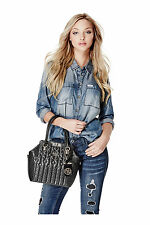 ..GUESS.. MALENA SATCHEL SG622105-INCREDIBLY CHICK!