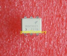 10pcs NEW MOC3021 FAIRCHILD DIP-6