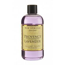 Wax Lyrical Fragrant Escape Provence Lavender 250ml Reed Diffuser Refill Oil NEW