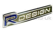 Volvo R Design Grille Emblem Badge 30695855 New, Original & Genuine