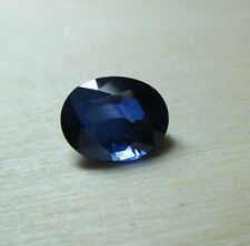 GIA Certified 2.50ct Astounding Natural Ink Blue Sapphire-Gorgeous Sapphire!