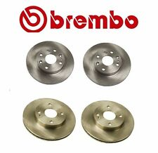 Mazda Miata 1990 to 1992  Genuine Brembo Set Rotors (2-Front & 2-Rear)