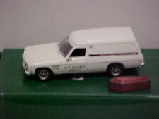 CLASSIC CARLECTABLES 1/43 1974 HOLDEN HQ  PANEL VAN made into HEARSE MCFUNERALS