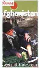 Carte touristique Guide voyage Petit Futé AFGHANISTAN 2009 1ère édition NEUF
