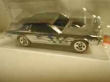 Hotwheels classics series 1  #7 1968 COUGAR silver chrome  mercury