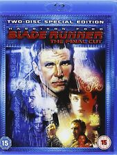 BLU-RAY  BLADE RUNNER ( 2 DISC FINAL CUT )        BRAND NEW SEALED UK STOCK