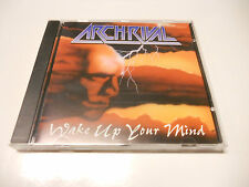 "Archrival ""Wake up your mind"" Indie cd 1993 USA printed IMF Records"