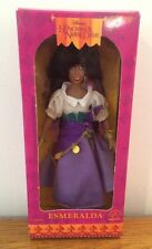 "Disney Esmeralda The Hunchback Of Notre Dame Doll 8"" Applause"
