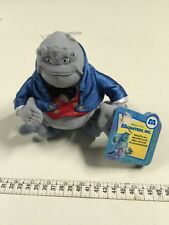 Vintage Soft Plush Waternoose Disney Toy Figure Monsters Inc With Tag Rare