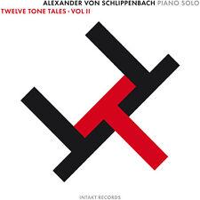 Alexander von Schlippenbach - Twelve Tone Tales 2 [New CD]