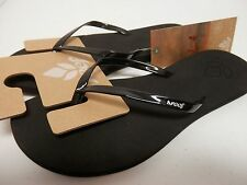 REEF WOMENS SANDALS BLISS BLACK SIZE 8