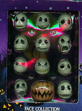 Nightmare Before Christmas - 12 faces of Jack - NMBC - Doll heads - Jun Planning