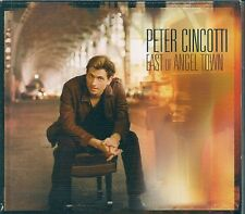 CD ALBUM DIGIPACK 13 TITRES--PETER CINCOTTI--EAST OF ANGEL TOWN--2007