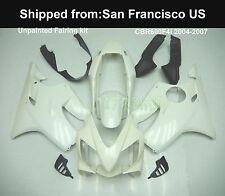 Unpainted Fairing Cowl Body Kit for HONDA CBR600 F4i 2004 2005 2006 07 New Set