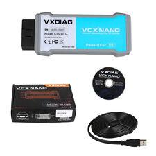 with SAE J2534 VXDIAG VCX NANO for TOYOTA TIS Techstream  V11.00.017 Compatible