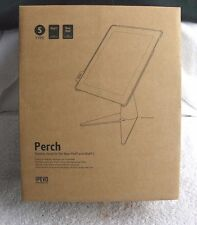 IPEVO PERCH Desktop Stand for New iPad & iPad 2 ~ S Type ~ New in BOX  NIB