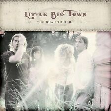 FREE US SH (int'l sh=$0-$3) ~LikeNew CD Little Big Town: Road to Here