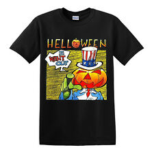 Helloween I want Out Black T-Shirt - Power Metal Heavy Metal - New