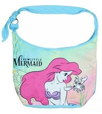Disney The Little Mermaid Ariel & Sebastian Pastel Hobo Bag Tote Gift NWT!