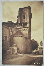 """CPA """" OLORON STE MARIE - L'Eglise *** Héliogravure de Luxe ***"""