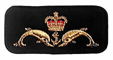 NEW OFFICIAL Submariners Breast Badge / Patch - British Royal Navy