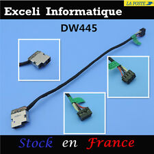 DC power jack connecteur alimentation avec cable hp pavilion 17-e043sf