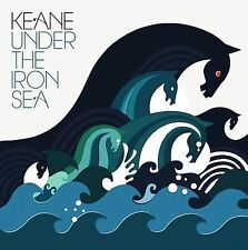 1 CENT CD Under The Iron Sea - Keane