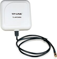 TP-LINK TL-ANT2409A 2.4GH 9dBi Outdoor Directional Panel Antenna RP-SMA Connecto