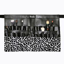 Professional Cosmetic Makeup Brush Apron Bag Artist Belt Strap Holder