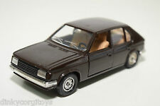SOLIDO TALBOT SIMCA HORIZON BROWN NEAR MINT CONDITION