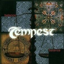 Tempest Balance CD NEW 2001 Folk Rock