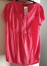 George Pink Ladies T Shirt Size 12 - BNWT