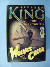 Stephen King 2003 1st trade edition The Dark Tower V - Wolves of Calla by Grant