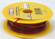 BRAWA Wire 2 x 0,25 mm² for higher digital load, 5 meters, Märklin Red / Brown