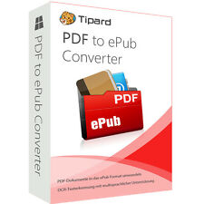 PDF to ePub Converter Tipard dt.Vollversion- lebenslange Lizenz ESD Download