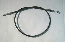 "KAWASAKI SNO-JET SNOWMOBILE THROTTLE CABLE 27"" LONG HOUSING NEW OLD STOCK ITEM"